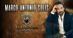 Marco Antonio Solis Announces U.S. Dates For His 2019 Tour
