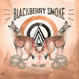 Blackberry Smoke's FIND A LIGHT Debuts as Best-Selling Country and Americana / Folk Album this Week