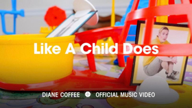 Diane Coffee Shares LIKE A CHILD DOES Video, New Album Out 4/19 on Polyvinyl