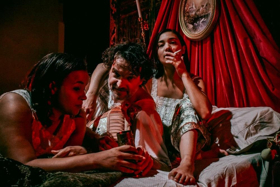 BWW Review: Shaking the Tree's _______ THE WOLF Explores the Imperative, and the Difficulty, of Telling Our Own Stories