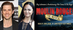 Breaking: Aaron Tveit and Karen Olivo Lead Developmental Lab for  MOULIN ROUGE! Musical