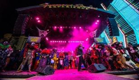 Fremont Street Experience Celebrates Halloween with Rock of Horror Extravaganza, Oct. 26 – 31