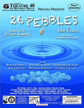 Review: 26 PEBBLES Shares True Tales from Sandy Hook's Accidental Activists Working Together to Heal