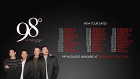 98 Degrees Announce 2018 Christmas Tour Dates