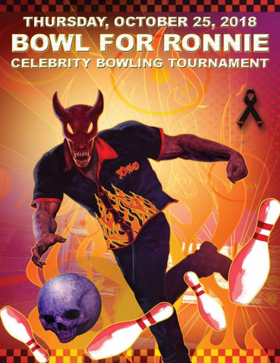 EBay Auction Winner Bids $7300 to Join Eddie Trunk's Bowling Team at 4th Annual 'Bowl for Ronnie' Charity Bowling Party