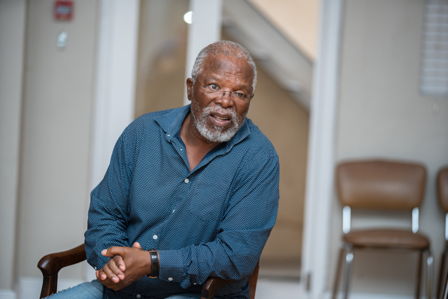 BWW Interview: Reviewing Democracy and Exploring Humanity in KUNENE AND THE KING with John Kani