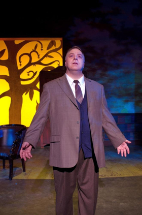 The Texas Repertory Theatre Presents GOD'S MEGAPHONE