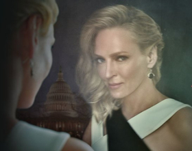 DVR Alert - THE PARISIAN WOMAN's Uma Thurman to Visit LIVE WITH KELLY & RYAN