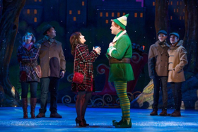 BWW Review: ELF THE MUSICAL Brings Christmas Cheer to the Eccles