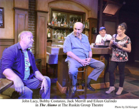 New Play THE ALAMO Comes to Ruskin Group Theatre