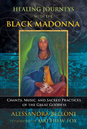 Alessandra Belloni Will Hold Concert and Book Launch For 'Healing Journeys With The Black Madonna'