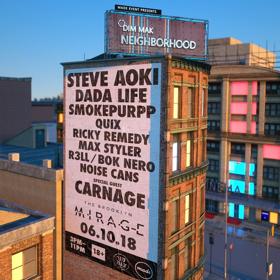 Dada Life and Smokepurpp Added To Dim Mak Neighborhood Brooklyn Lineup