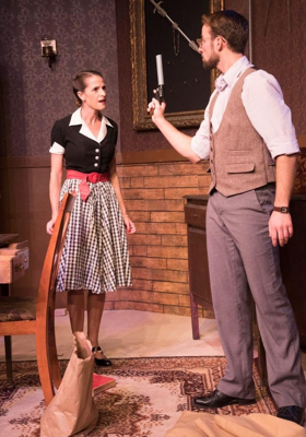 Review: WRITE ME A MURDER Engages Audiences from Start to Finish at Theatre Palisades
