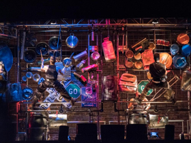 BWW Review: STOMP at the National Theatre