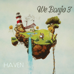 Haven from We Banjo 3 is #1 AGAIN on Billboard's Bluegrass Chart