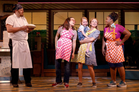 Two Young Local Actresses Cast In Waitress at National Theatre
