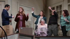 BWW Review: THE HUMANS Gets Weird on Multiple Levels at Pittsburgh Public