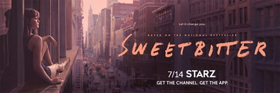 Season Two of SWEETBITTER to Premiere on July 14