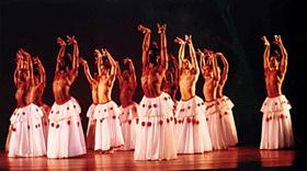 "BWW Review: DANCE THEATRE OF HARLEM Revives ""Dougla"", Holder's Incandescent Masterpiece"