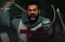 A&E Announces Companion Games for History's Scripted Drama Series KNIGHTFALL