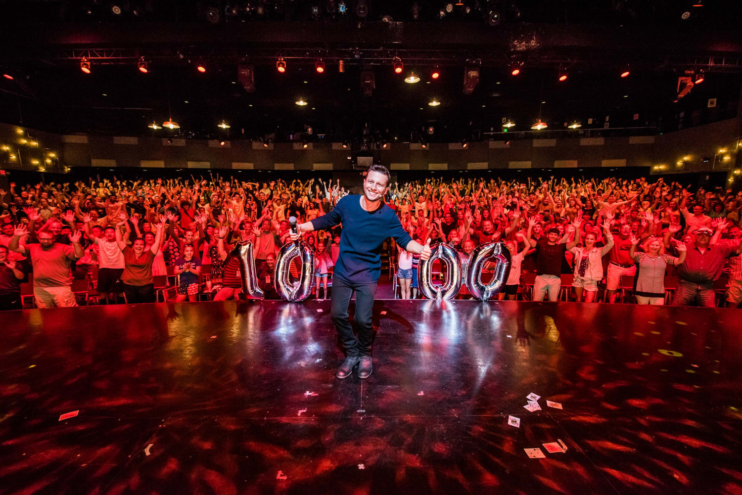 BWW Interview: Mat Franco of MAT FRANCO – MAGIC REINVENTED at Mat Franco Theater At The LINQ Hotel & Casino