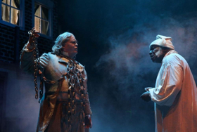 BWW Review: Chesapeake Shakespeare Sings Perfect Harmony In A CHRISTMAS CAROL