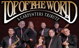 Patchogue Theatre Presents Carpenters Tribute TOP OF THE WORLD