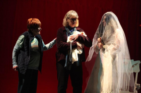 BWW Review: Senior Citizens Duke It Out in RIPCORD at Clackamas Repertory Theatre