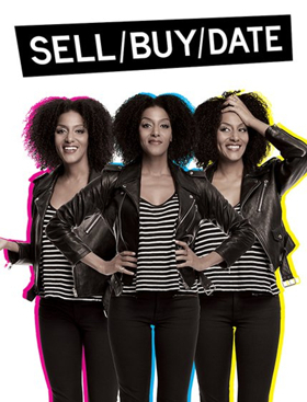 Review: SELL/BUY/DATE Highlighted by Sarah Jones' Masterful, Multiple, Multicultural Characterizations