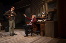 BWW Review: SWITZERLAND at 59E59 Theaters is an Intriguing and Thrilling Two-Hander