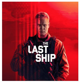 TNT's THE LAST SHIP: The Complete Series Hits Blu-ray & DVD 3/12