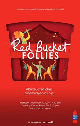 Red Bucket Follies Raises Record-Breaking $6,113,301; HAMILTON Tour Is Top Fundraiser