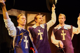 Baroque Theatre Presents New Adaptation of THE THREE MUSKETEERS