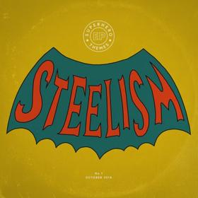 Steelism Release Surprise 'Superhero Themes EP' for Halloween