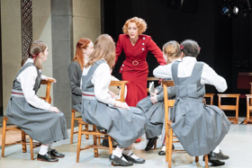 BWW Review: THE PRIME OF MISS JEAN BRODIE, Donmar Warehouse