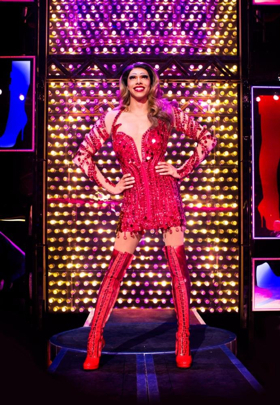 Callum Francis Suits Up Joining the Cast of KINKY BOOTS as Lola
