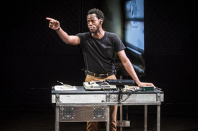 REDCAT Presents The Wooster Group's Acclaimed THE B-SIDE: NEGRO FOLKLORE FROM TEXAS STATE PRISONS