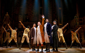 Hamilton (Angelica Company Second National Tour)