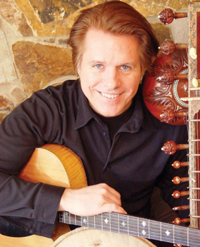 Randy Armstrong Performs Solo Concert at the Hatbox Theatre
