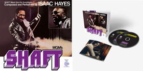 Craft Recordings To Reissue SHAFT — MUSIC FROM THE SOUNDTRACK