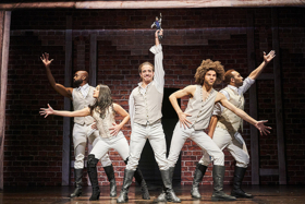 BWW Review: SPAMILTON: AN AMERICAN PARODY National Tour Extends at Huntington Theatre