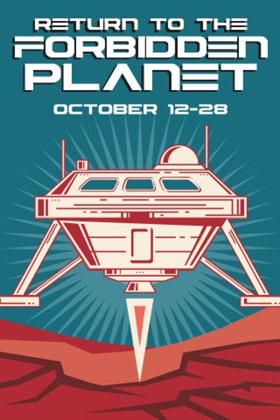 BPA Theatre Season Opens With RETURN TO THE FORBIDDEN PLANET, 10/12