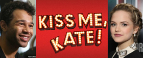 Breaking: Corbin Bleu, Stephanie Styles & More Join KISS ME, KATE on Broadway; Amanda Green Will Update Book