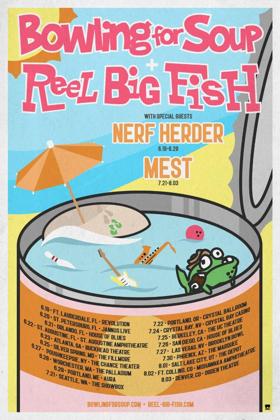Reel Big Fish & Bowling For Soup Announce Co-Headline Tour