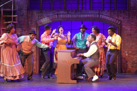 BWW Review: RAGTIME Proves Its Valor as a Musical Once More at Candlelight Pavilion