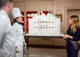 HGTV Premieres WHITE HOUSE CHRISTMAS 2017, 12/10