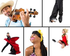 Chicago Human Rhythm Project Kicks Off Anniversary Season With Stomping Grounds Grand Finale