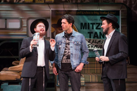 BWW Review: Theater J's Explores Identity and Religion with TRAYF