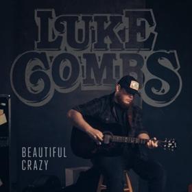 Luke Combs' Platinum-Certified BEAUTIFUL CRAZY Impacting Country Radio Today