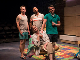 BWW Review: DADA WOOF PAPA HOT at About Face Theatre